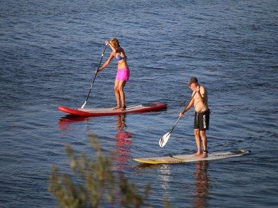 Bilbobentura Paddle Surf