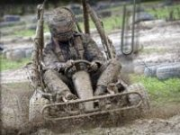 Off road karting available.