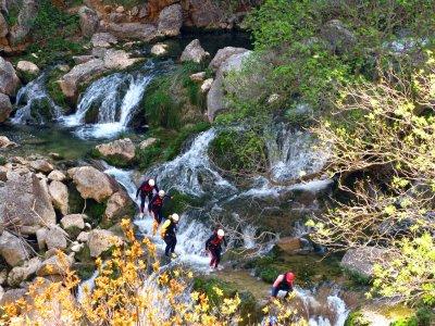 Canyon descent Rio Grande Málaga 4 h