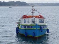 Our fishing boat - Bay Belle