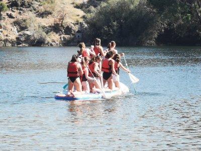 Paddle Surf in San Martín de Valdeiglesias 1 hour
