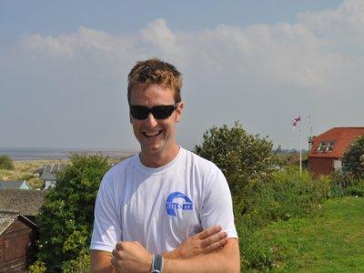 Begginer course of Kitesurfing in Norfolkk