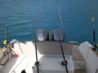 Charter rent from Formentera