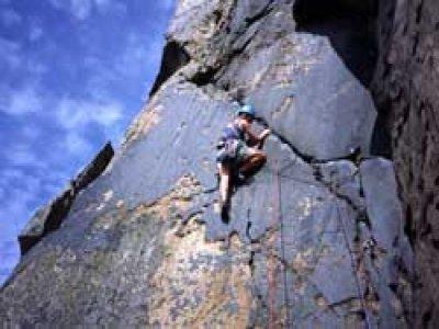 Ascent Training Climbing