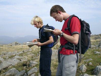 Ascent Training Orienteering