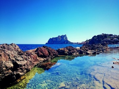 1 hour motor boat ride in Almeria
