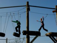 High Ropes for Birthday Parties Session York