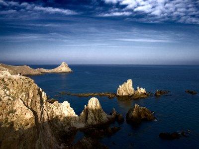 6h Cruise sailing in Almería