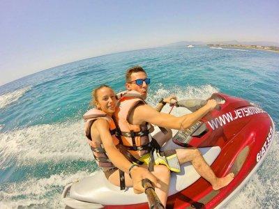 Jet skiing in Tarragona, 1 hour 30 minutes