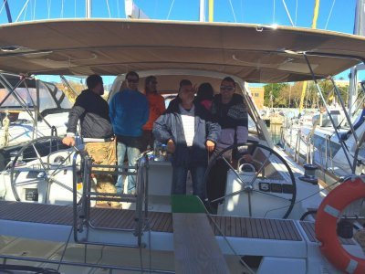 3h boat outing to fish in Mallorca