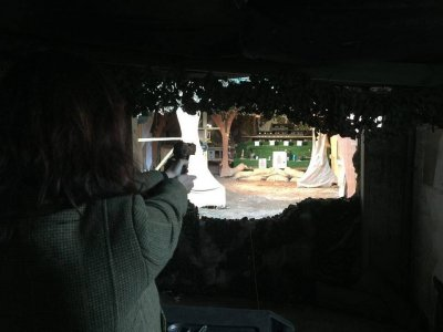 Wall Eden Farm Holidays and Activities Air Rifle shooting