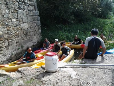 Canoas del Tormes