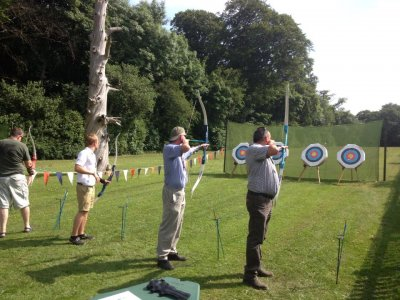 Archery GB course in Yorkshire with accomodation