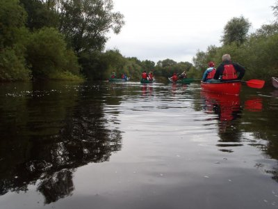 Full Day Canoe trip Ripon to Boroughbridge
