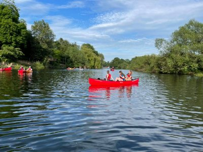 Canoe Adventure in Boroughbridge for 6h