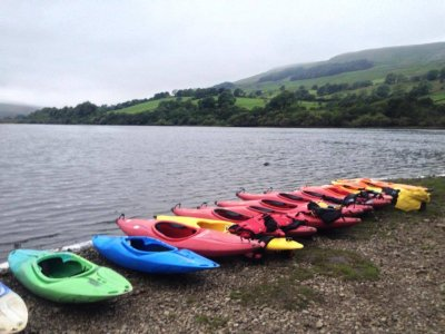 Full Day Kayak taster in Yorkshire