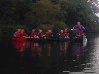 Full Day Canoe trip Boroughbridge to Linton-on-Ous