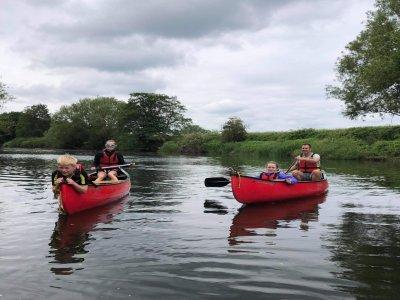 Canoe Trip Boroughbridge to Linton-on-Ouse 2 Days