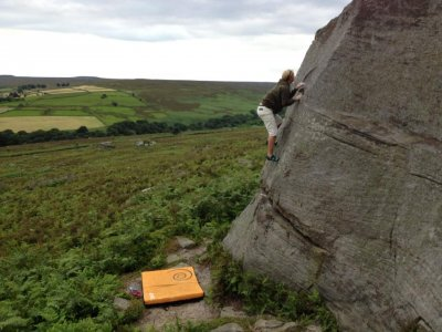 Half Day Bouldering in Yorkshire