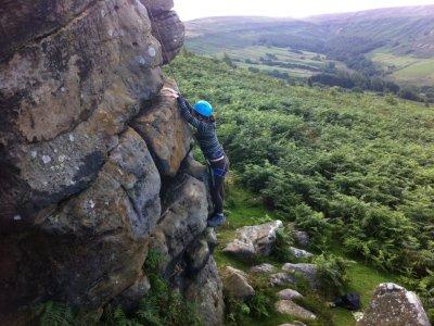 Rock Climbing Adventure in Borrowdale for 3h