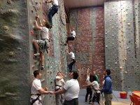 Indoor and Outdoor conversion in Brimham Rocks 6h