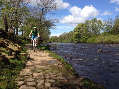 Full Day Guided Mountain Biking in Yorkshire