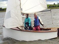 Out for a lovely sail