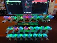 Dark Laser in Cornwall  15 players 2 games