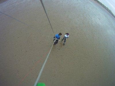 Kitesurfing advance lessons in Norfolk