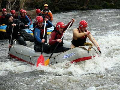 Rafting in The River Tryweryn for 2 Hours