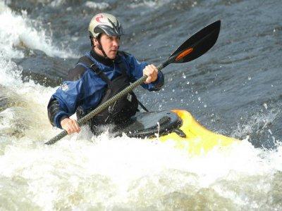 Kayaking half day in Llangollen