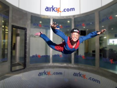 iFLY Indoor Skydiving Manchester