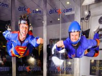 The awesome staff at iFLY Indoor Skydiving Manchester