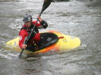 Kayaking one to one lessons Half Day in Llangollen