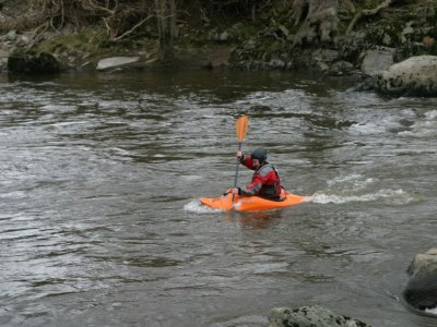 Kayaking one to one lessons Full Day in Llangollen