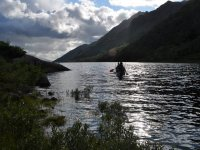 Canoeing special course in Llangollen