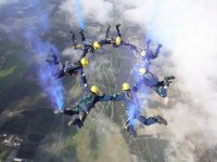 Tandem skydiving with Skydive Academy Ltd