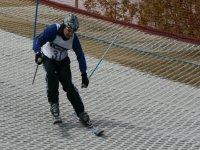 Advanced Skiing at Bassingbourn Snowsports Centre