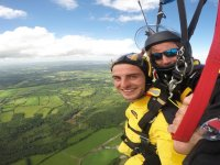 The best skydiving experience with Skydive Buzz Ltd.
