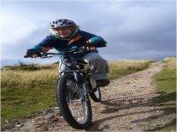 Go off road mountain biking