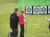 Archery with LaserSWAT
