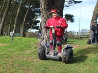 Segway at Helston