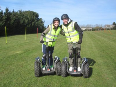 Segway at Clowance Estate