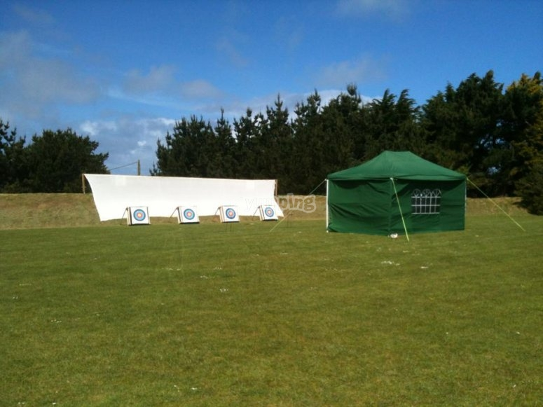 Archery field