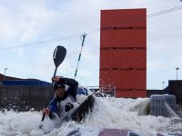 Extreme kayaking, it feels like real deal!