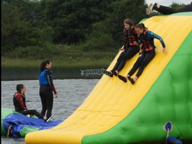 Slide challenge