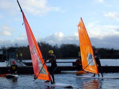 Windsurf at Fermanagh