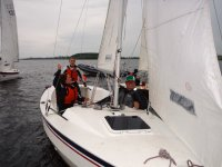 Sailing for kids at Fermanagh