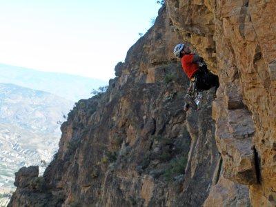Multiadventure single party in Sierra Nevada