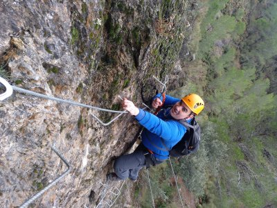 Multi-adventure canyoning + via ferrata